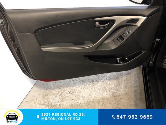 2014 Hyundai Elantra SE (Stk: 026991) in Milton - Image 8 of 27