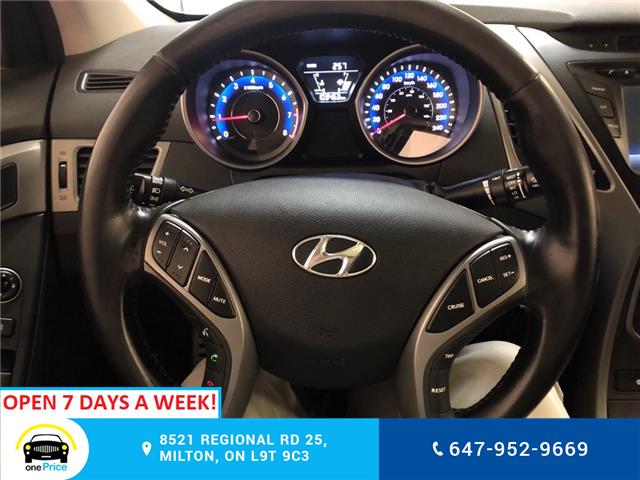2014 Hyundai Elantra SE (Stk: 026991) in Milton - Image 17 of 27