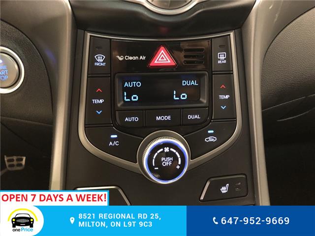 2014 Hyundai Elantra SE (Stk: 026991) in Milton - Image 21 of 27