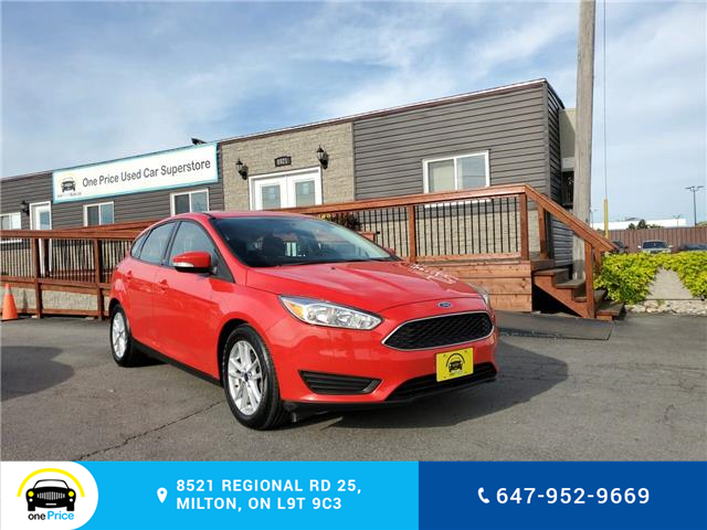 2015 Ford Focus SE (Stk: 10230) in Milton - Image 1 of 19