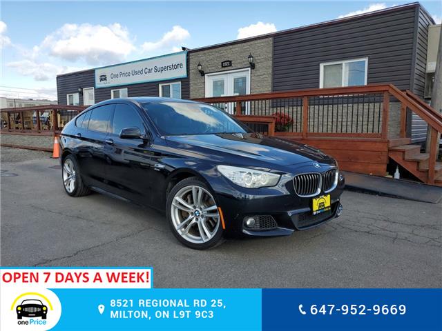 2012 BMW 550i xDrive Gran Turismo (Stk: 10366) in Milton - Image 2 of 30