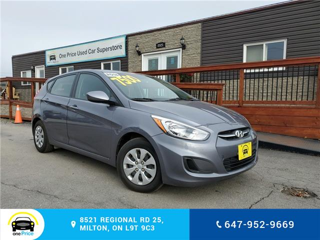 2016 Hyundai Accent GL (Stk: 10211) in Milton - Image 1 of 23