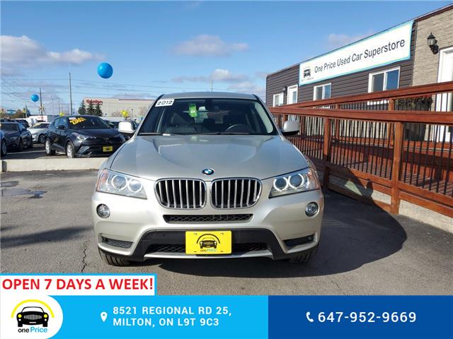 2012 BMW X3 xDrive28i (Stk: 10345) in Milton - Image 2 of 29