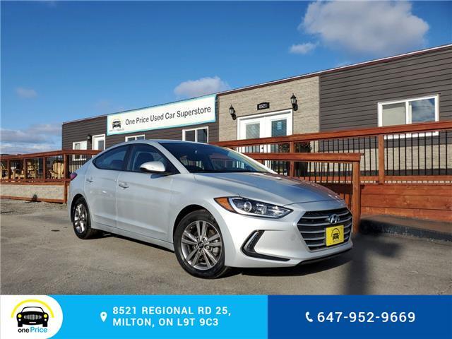 2018 Hyundai Elantra GLS (Stk: 654505) in Milton - Image 1 of 27
