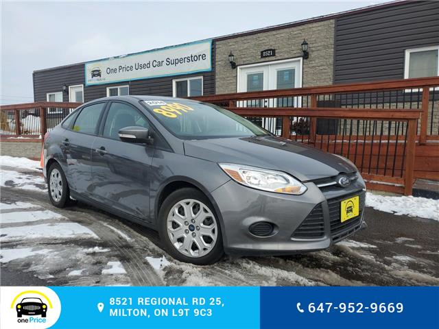 2014 Ford Focus SE (Stk: 10203) in Milton - Image 1 of 20
