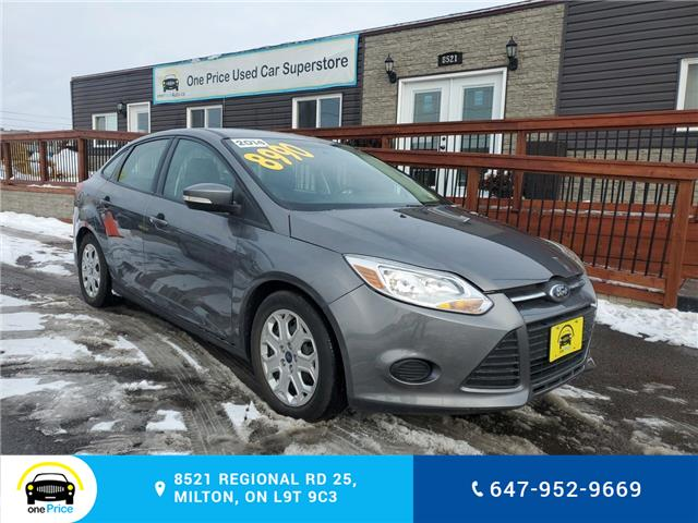 2014 Ford Focus SE (Stk: 10203) in Milton - Image 2 of 20