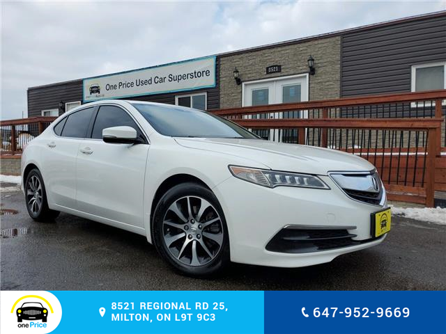 2015 Acura TLX Tech (Stk: 10354) in Milton - Image 1 of 28