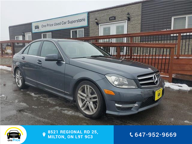 2014 Mercedes-Benz C-Class Base (Stk: 960385) in Milton - Image 2 of 26