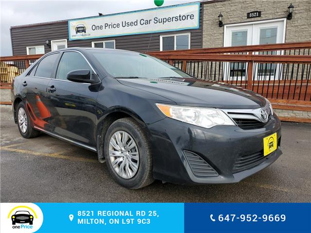 2013 Toyota Camry LE (Stk: 10370) in Milton - Image 2 of 24