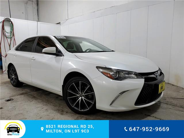 2016 Toyota Camry XSE (Stk: 10374) in Milton - Image 1 of 28