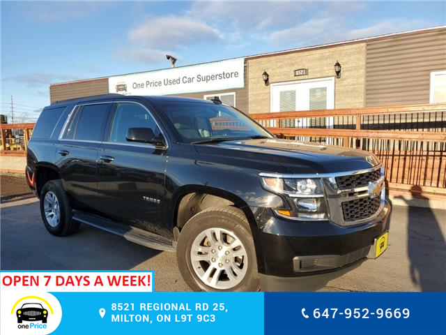 2019 Chevrolet Tahoe LS (Stk: 10390) in Milton - Image 1 of 29