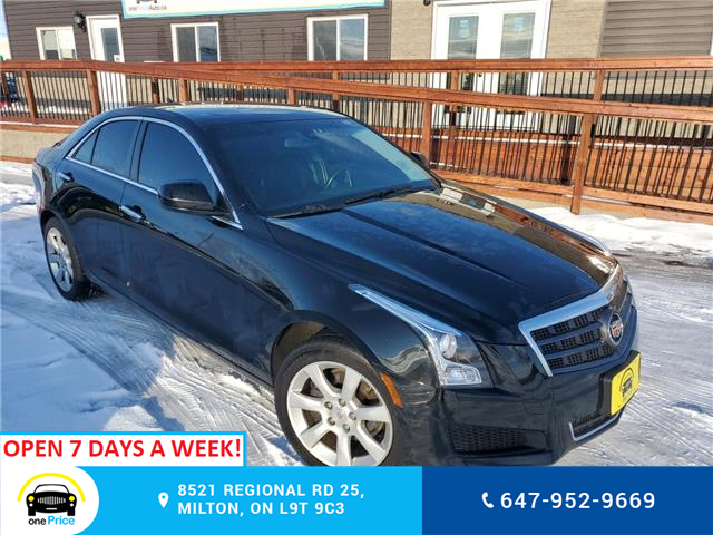 2013 Cadillac ATS 2.0L Turbo (Stk: 10399) in Milton - Image 2 of 27