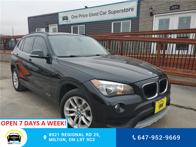 2015 BMW X1 xDrive28i (Stk: Y26384) in Milton - Image 1 of 28
