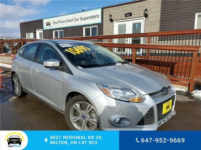 2014 Ford Focus SE (Stk: 10152) in Milton - Image 1 of 21