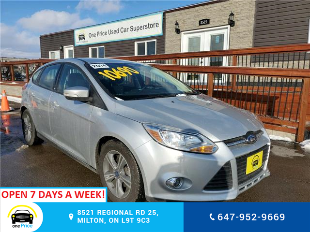 2014 Ford Focus SE (Stk: 10152) in Milton - Image 2 of 21