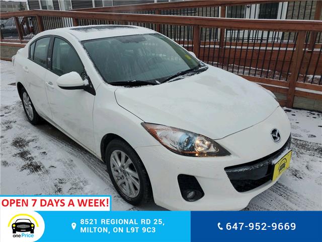 2013 Mazda Mazda3 GS-SKY (Stk: 10468) in Milton - Image 2 of 24