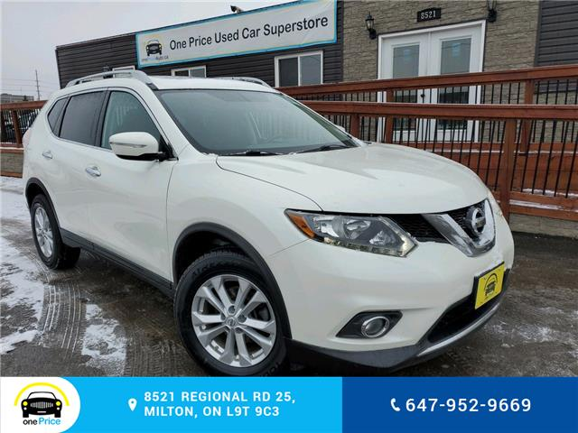 2015 Nissan Rogue SV (Stk: 844985) in Milton - Image 1 of 26