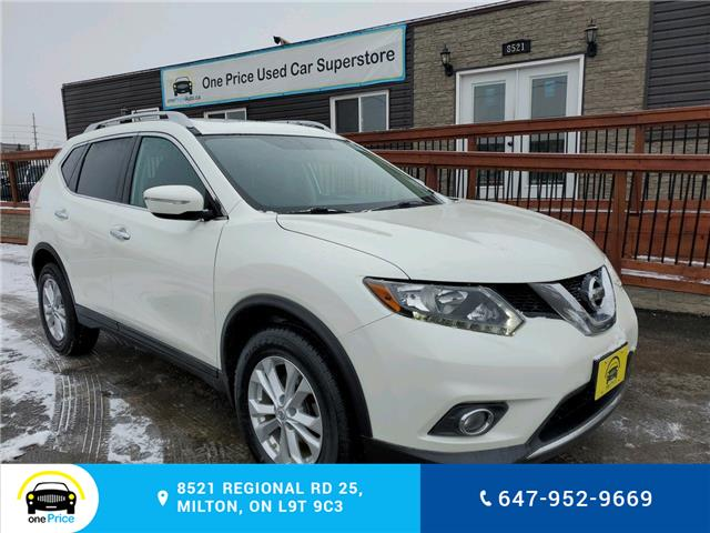 2015 Nissan Rogue SV (Stk: 844985) in Milton - Image 2 of 26