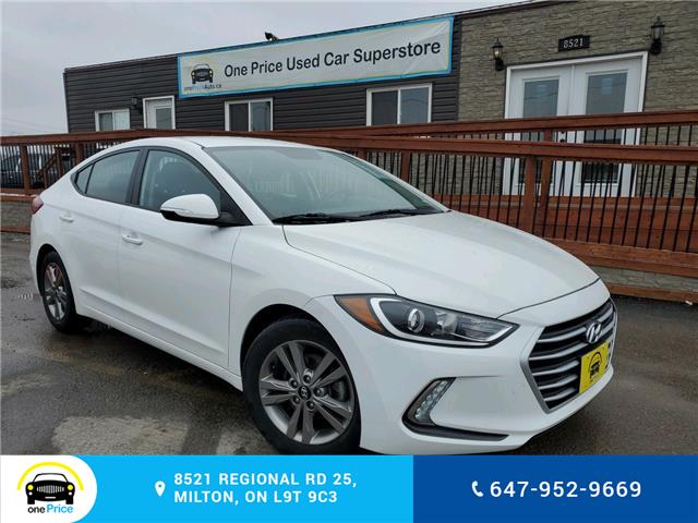 2018 Hyundai Elantra GL (Stk: 649795) in Milton - Image 1 of 27