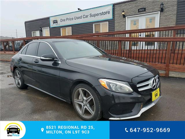 2015 Mercedes-Benz C-Class Base (Stk: 10446) in Milton - Image 2 of 27