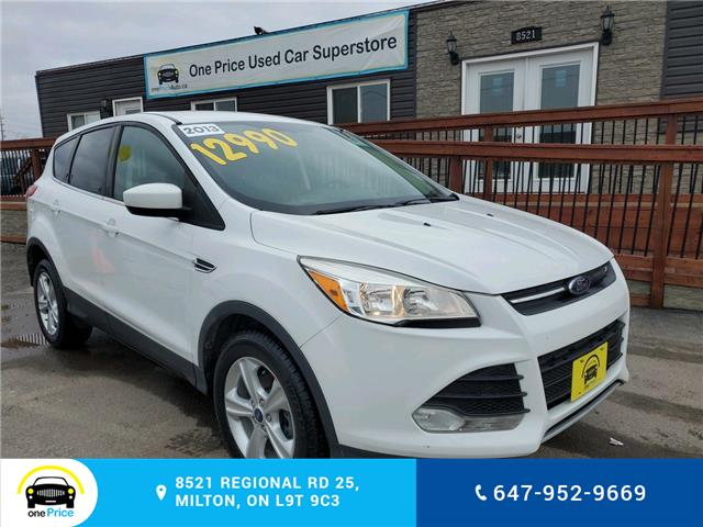 2013 Ford Escape SE (Stk: 10487) in Milton - Image 2 of 27