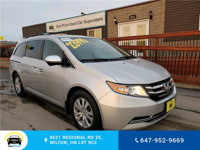 2015 Honda Odyssey EX-L (Stk: 10486) in Milton - Image 2 of 28