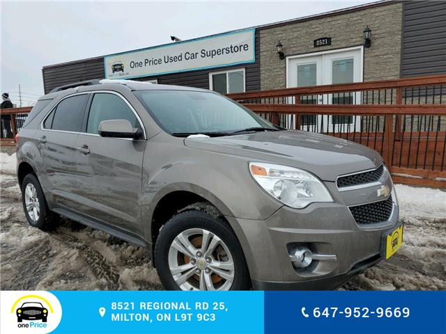 2012 Chevrolet Equinox 1LT (Stk: 10479) in Milton - Image 1 of 27