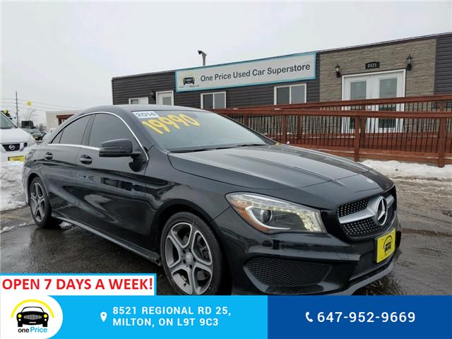 2014 Mercedes-Benz CLA-Class Base (Stk: 10240) in Milton - Image 2 of 29