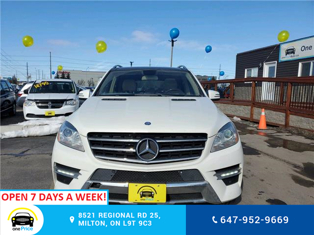 2012 Mercedes-Benz M-Class Base (Stk: 10543) in Milton - Image 1 of 23