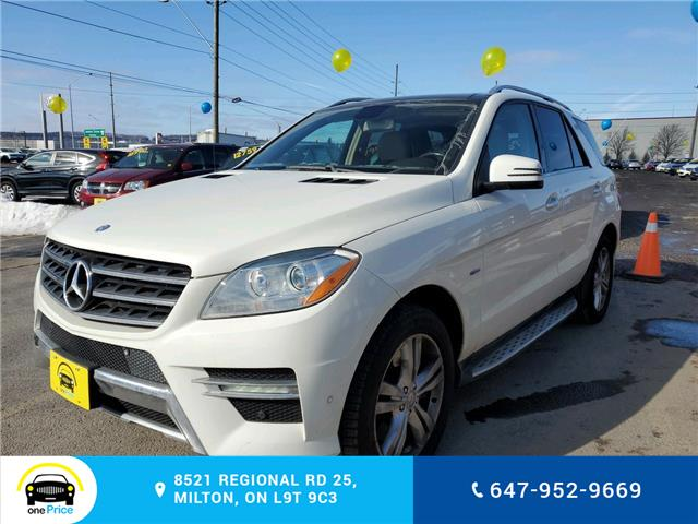 2012 Mercedes-Benz M-Class Base (Stk: 10543) in Milton - Image 2 of 23