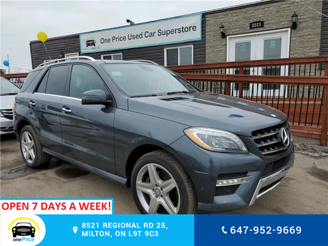 2013 Mercedes-Benz M-Class Base (Stk: 10507) in Milton - Image 2 of 28