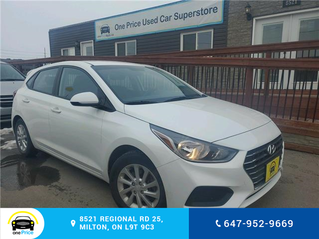 2018 Hyundai Accent GL (Stk: 10531) in Milton - Image 1 of 24