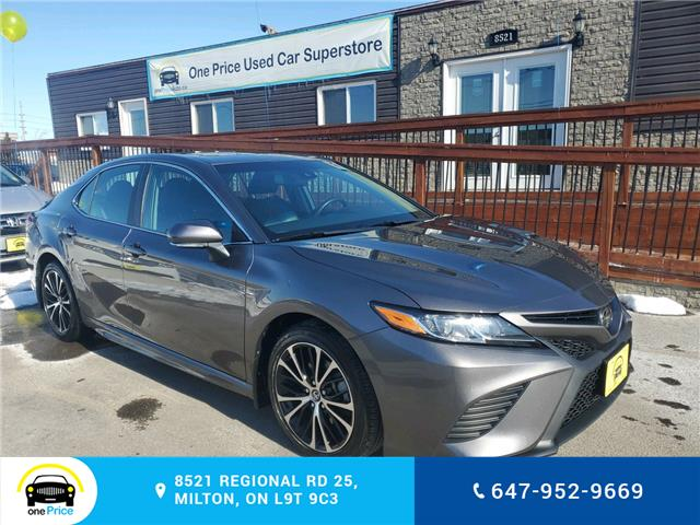 2018 Toyota Camry SE (Stk: 117619) in Milton - Image 2 of 28