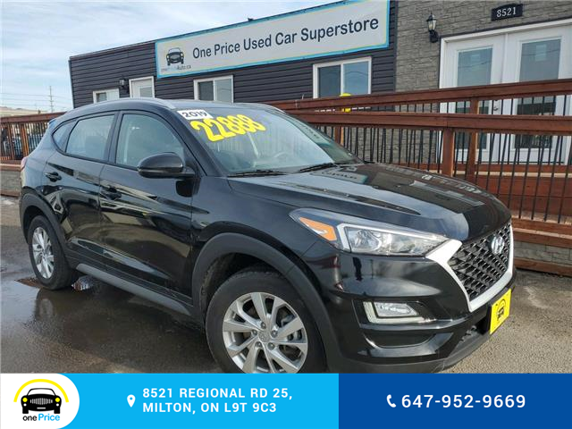 2019 Hyundai Tucson Preferred (Stk: 10546) in Milton - Image 1 of 29