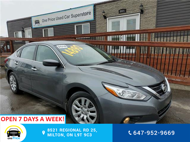 2018 Nissan Altima 2.5 S (Stk: 10360) in Milton - Image 1 of 23
