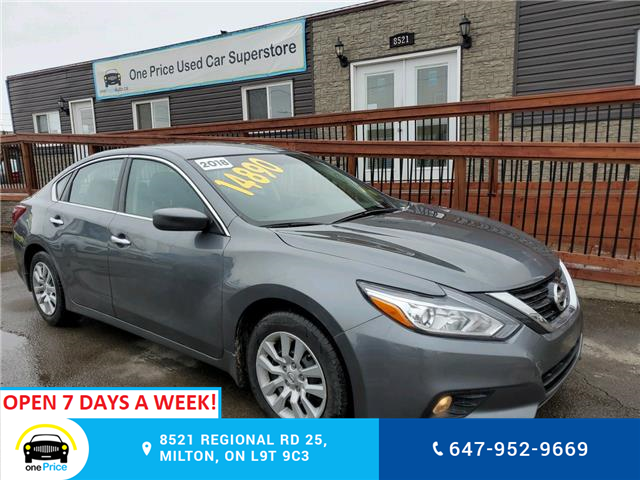 2018 Nissan Altima 2.5 S (Stk: 10360) in Milton - Image 2 of 23