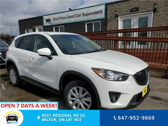 2015 Mazda CX-5 GS (Stk: 437954) in Milton - Image 1 of 25
