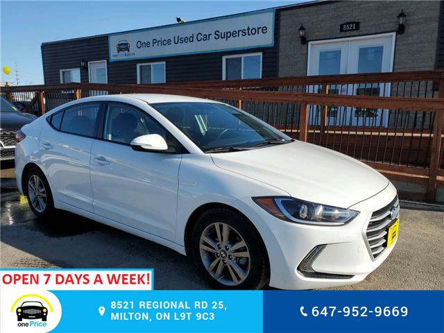 2018 Hyundai Elantra GL (Stk: 10566) in Milton - Image 1 of 23