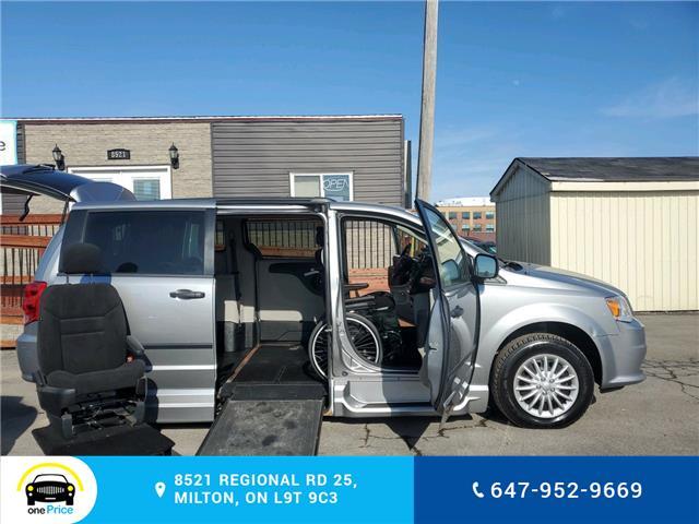 2016 Dodge Grand Caravan SE/SXT (Stk: 10547) in Milton - Image 1 of 23