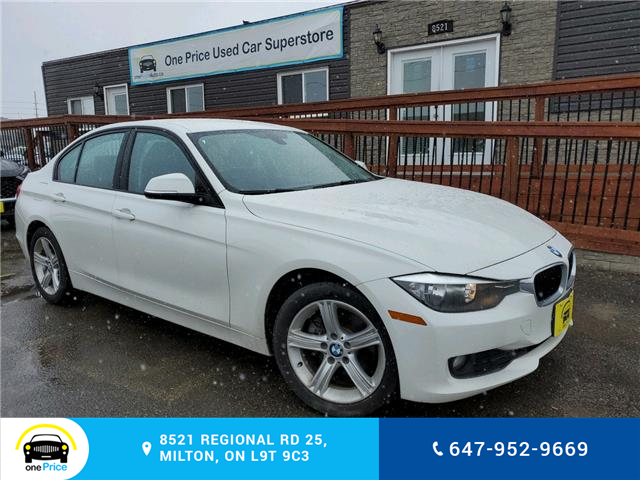 2015 BMW 320i xDrive (Stk: 10573) in Milton - Image 1 of 25