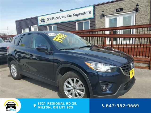 2016 Mazda CX-5 GS (Stk: 10551) in Milton - Image 1 of 26