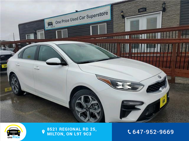 2019 Kia Forte EX (Stk: 10585) in Milton - Image 1 of 24