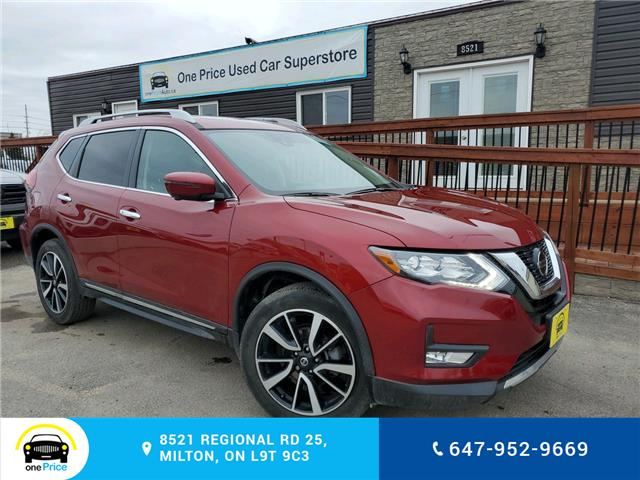 2018 Nissan Rogue SL (Stk: 834781) in Milton - Image 1 of 25