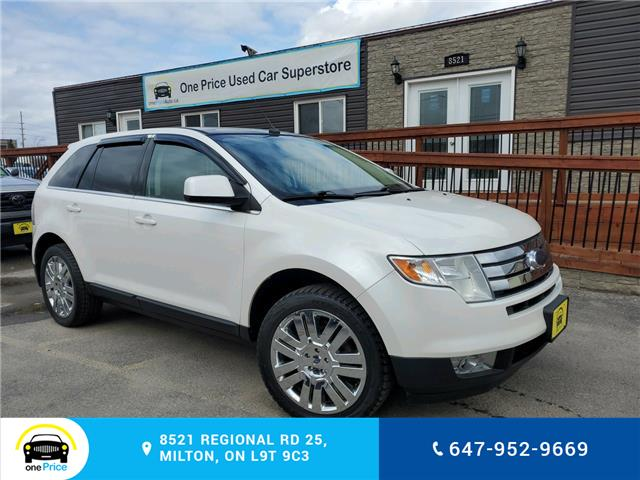 2010 Ford Edge Limited (Stk: 10311A) in Milton - Image 1 of 27
