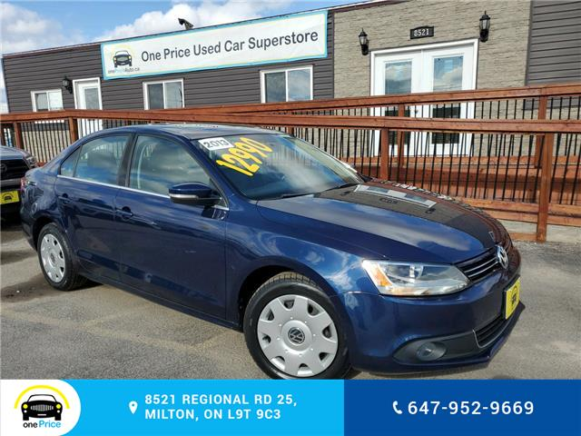2013 Volkswagen Jetta 2.0 TDI Highline (Stk: 10584) in Milton - Image 1 of 26