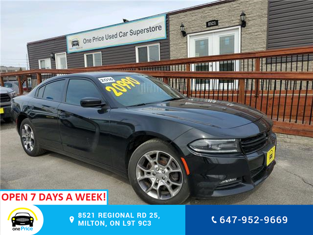 2016 Dodge Charger SXT (Stk: 357432) in Milton - Image 1 of 26
