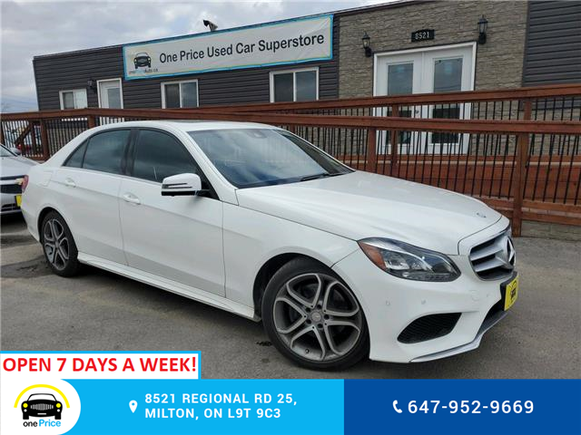 2014 Mercedes-Benz E-Class Base (Stk: 10491) in Milton - Image 1 of 24