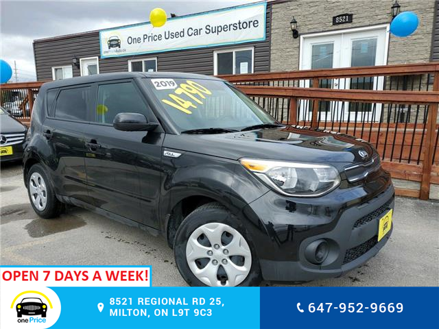 2019 Kia Soul LX (Stk: 10358) in Milton - Image 1 of 23