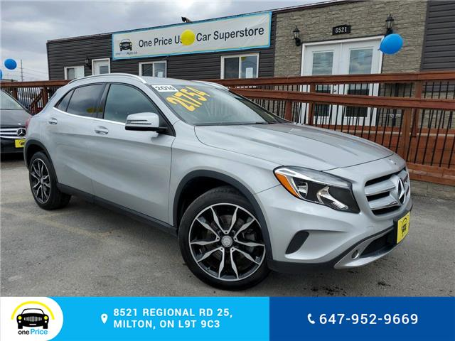 2016 Mercedes-Benz GLA-Class Base (Stk: 10529) in Milton - Image 1 of 23