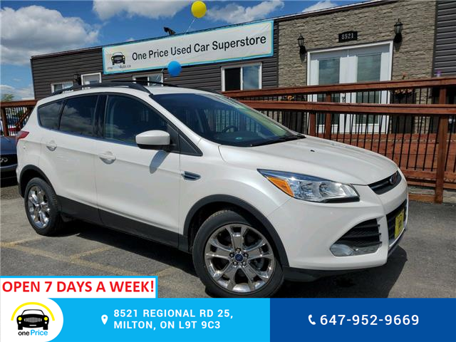 2016 Ford Escape SE (Stk: 10598) in Milton - Image 1 of 27